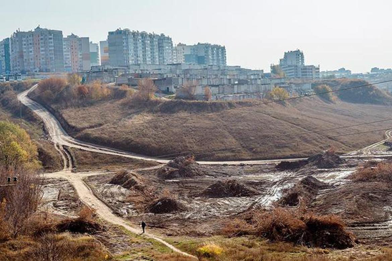 Строительство автомобильной дороги Бульвар Юности — ул. Молодежная в городе Белгороде
