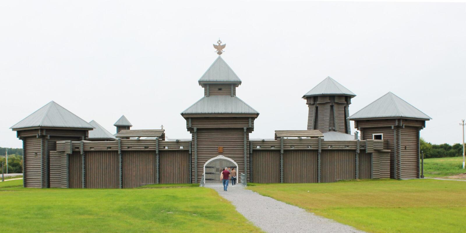 Просветительный центр город-крепость Яблонов